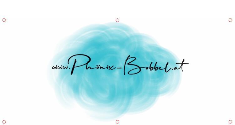 Phönix handgefärbte Garne -Logo